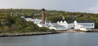 Lagavulin Bay, Islay, Scotland