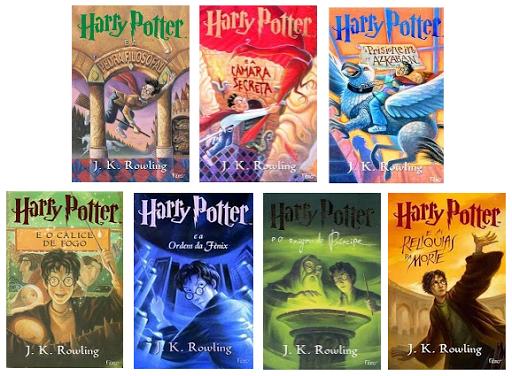 Armario Nicho Aereo ~ Saga Harry Potter sempre no auge; confira todos os livros Lunáticas Por Romances