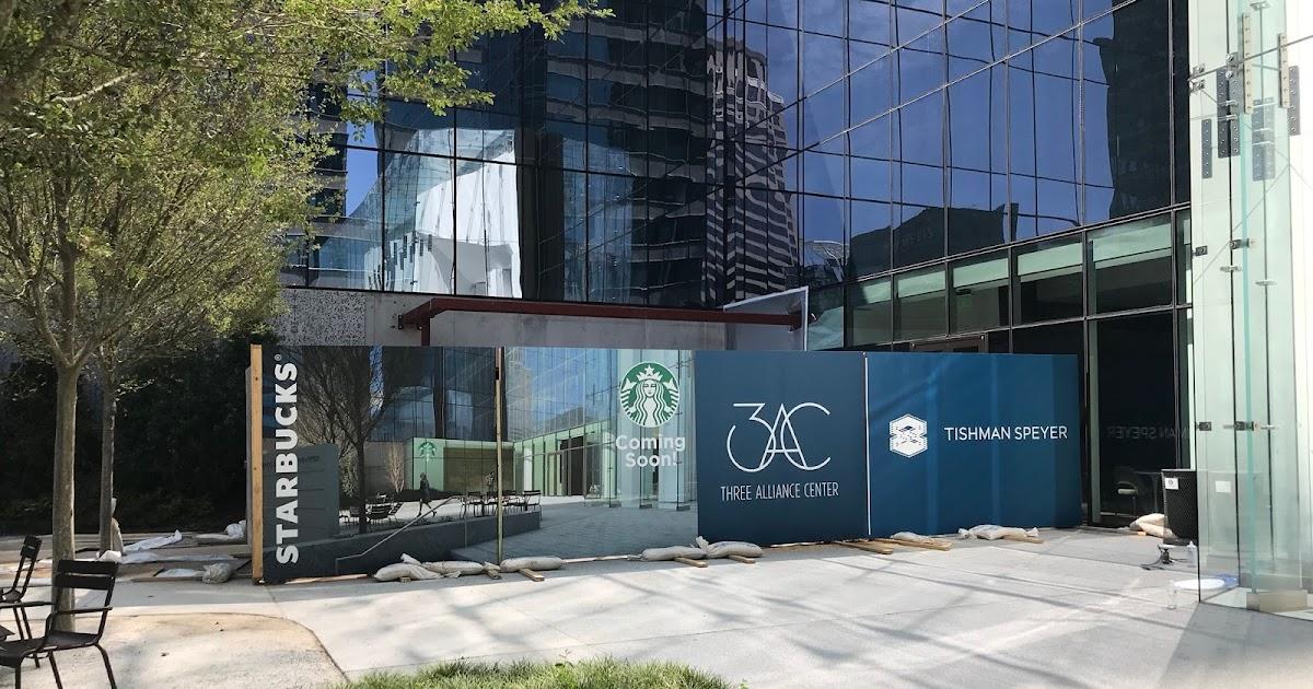Tomorrow S News Today Atlanta Starbucks Scores Space In