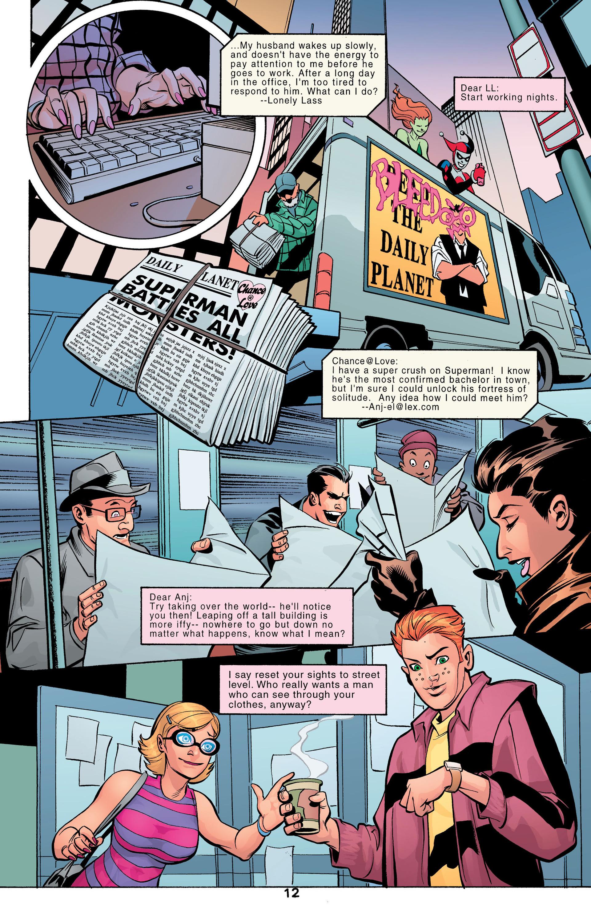 Harley Quinn (2000) Issue #15 #15 - English 13
