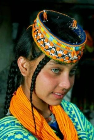 PEOPLES OF HIMALAIA ,KALASH, HUNZA, (SWAT WALLEY), LADAKH