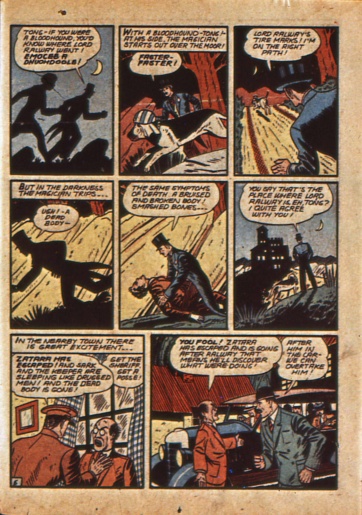 Read online Action Comics (1938) comic -  Issue #21 - 61