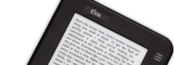 E Ink Carta - nowa generacja ekranów E Ink oferująca większy kontrast