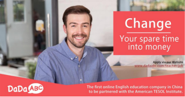 Teach English online with Dada ABC