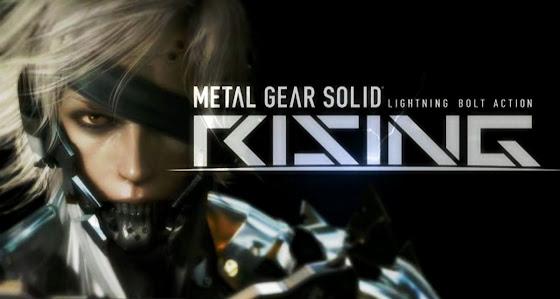 Metal Gear Solid Rising (MGS Rising 2013)