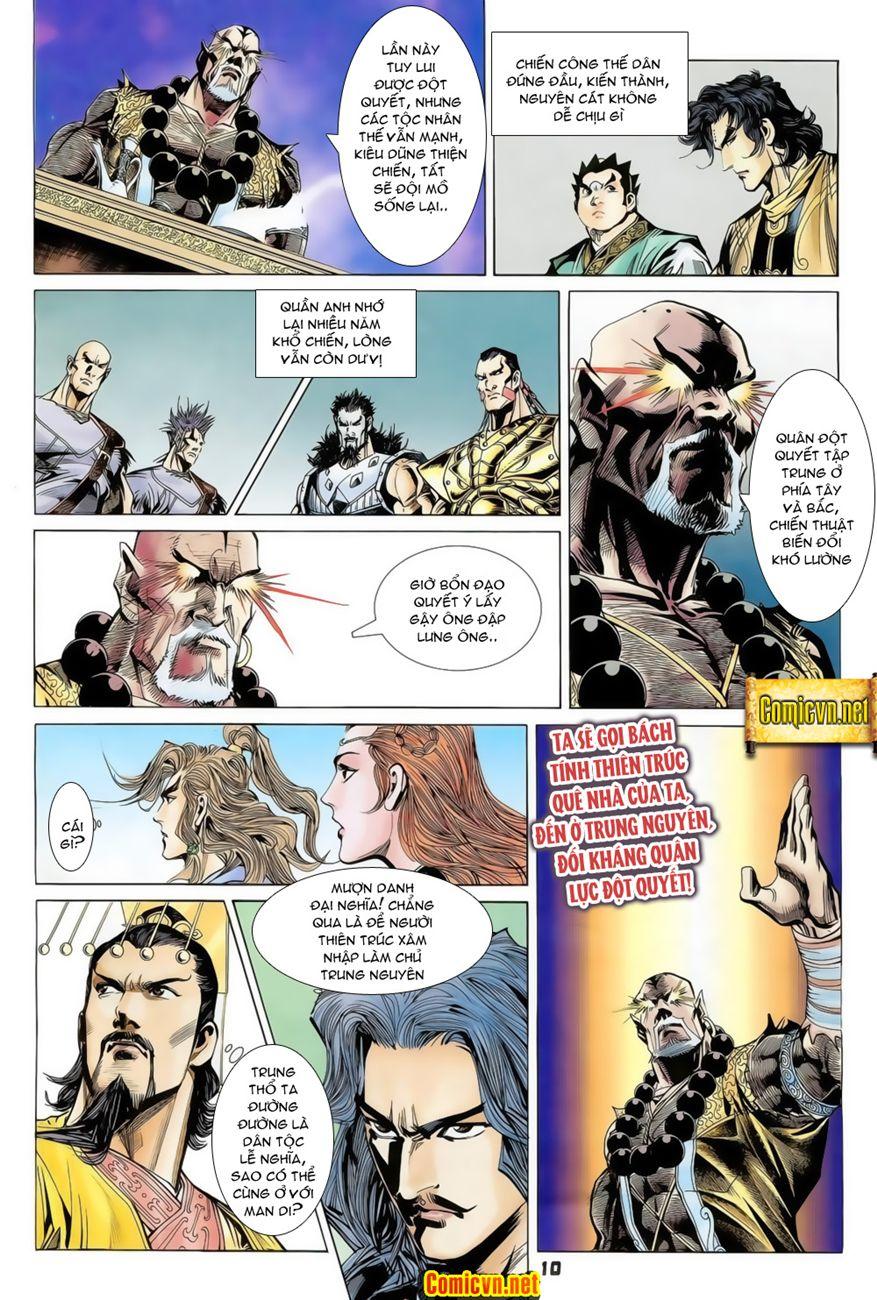 Đại Đường Uy Long chapter 74 trang 10