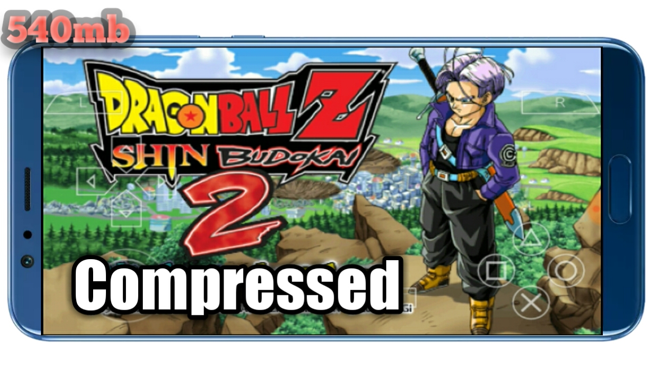 ⚡ Dragon ball z shin budokai apk | Download Dragon Ball Z Shin
