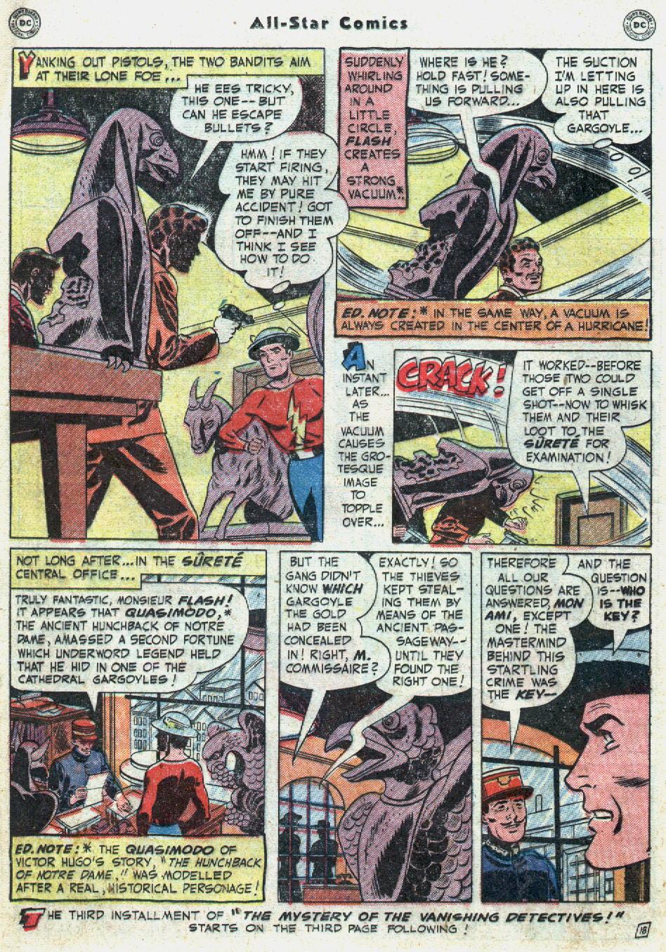 Read online All-Star Comics comic -  Issue #57 - 22