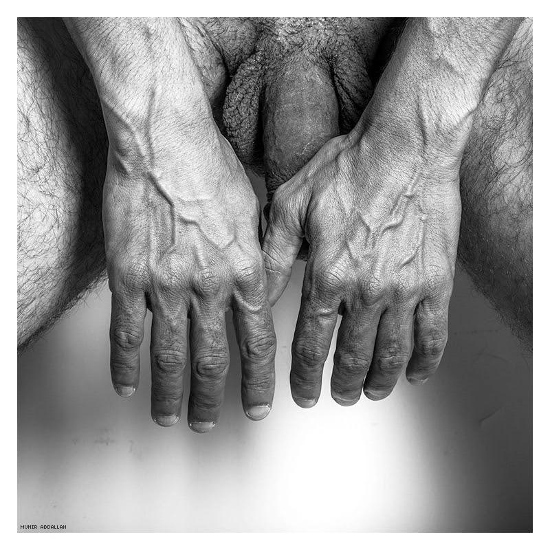 HandS & DicK, by Munir Abdallah (NSFW).