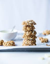 Biscuits With Oat Flakes, Cashew Nuts