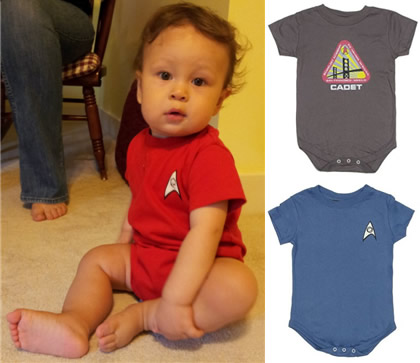 What To Give A Geek Geeky Baby Gifts