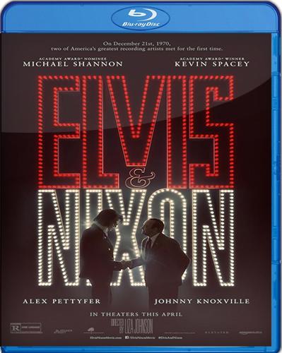 Elvis & Nixon [BD25] [2016] [Latino]