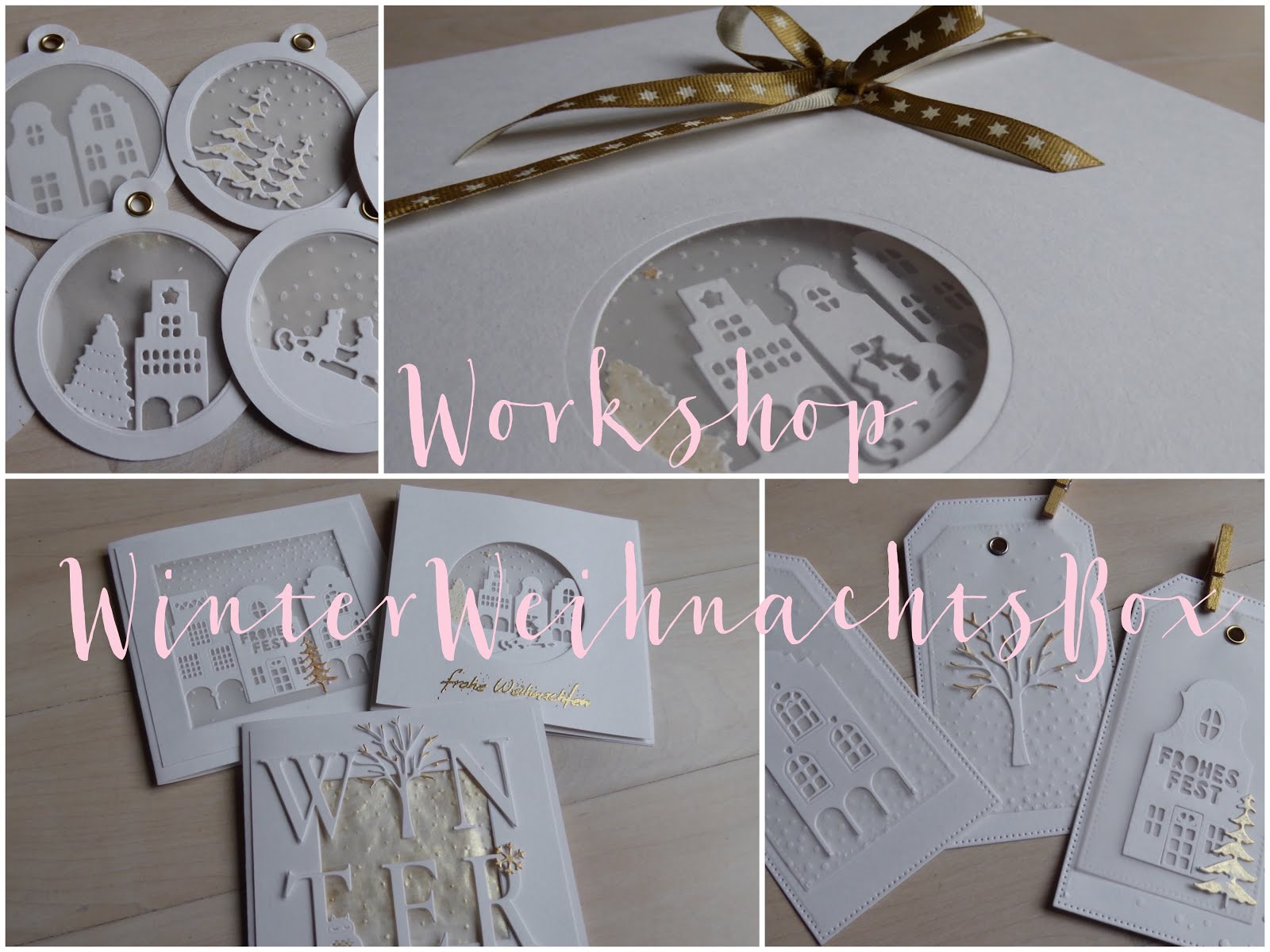 Workshop WinterWeihnachtsBox
