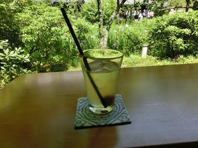 東慶寺の茶店