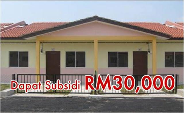 Daftar Borang Permohonan Skim Myhome Rumah Mampu Milik. Bantuan Subsidi RM30,000