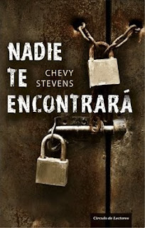 Reseña de Nadie te encontrará de Chevy Stevens