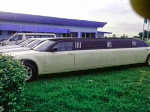 Stella oduah's limousines
