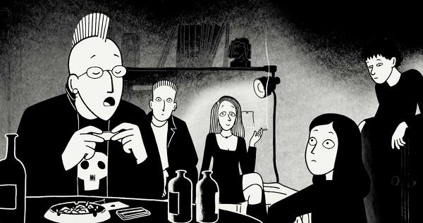 film animasi tidak untuk anak persepolis