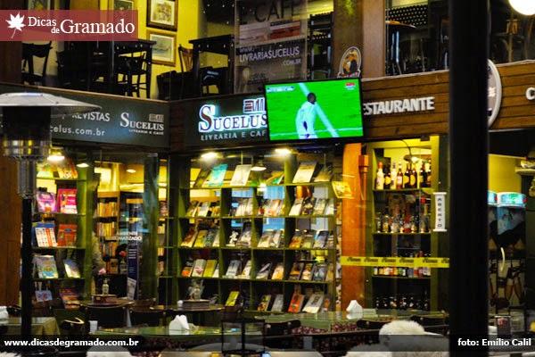 Livraria Sucellus em Gramado/RS