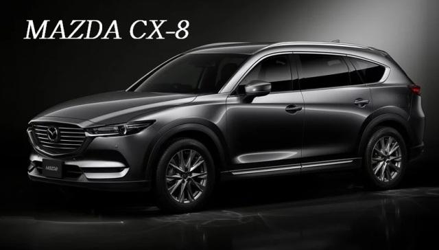 Perkenalkan CX 8, SUV 7 Penumpang Terbaru dari Mazda