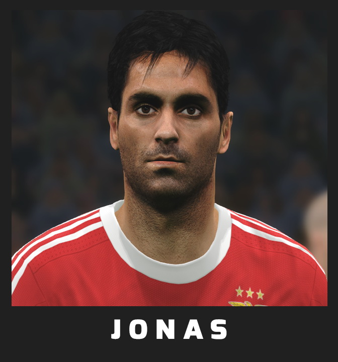Ultigamerz Pes 2010 Pes 2011 Face: Ultigamerz: PES 2016 Jonas (Benfica) Face FIX