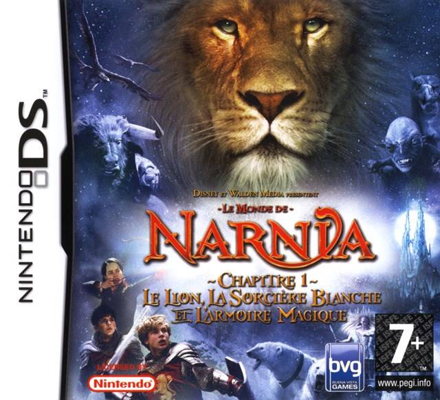 The Chronicles of Narnia: The Lion, the Witch and the Wardrobe (E) (Trashman)