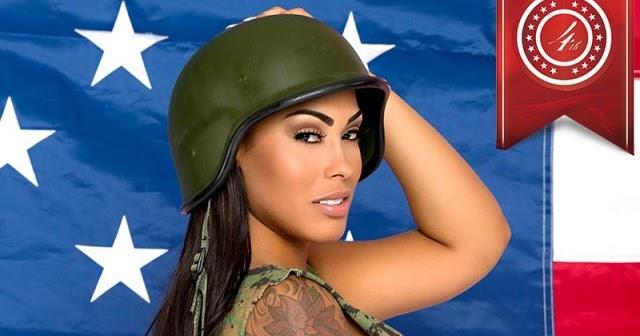 #Vixenoftheday : Tatted Holly, Egypt Selinda and V Banks ...