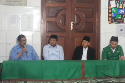 Ketua FKPT Jateng Nyatakan Pemuda Ansor dan Santri Jihadis Sejati, Bukan Para Radikalis-Teroris