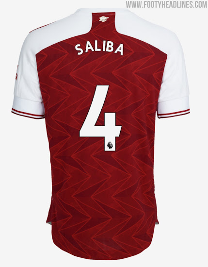 New Arsenal Fc 20 21 Squad Numbers Announced Footy Headlines