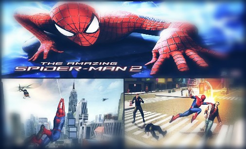 Cara Install The Amazing Spiderman 2 Di Android
