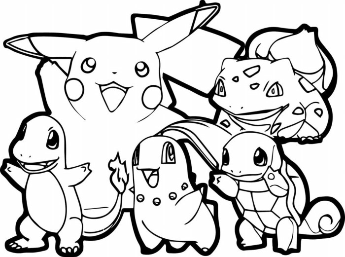 Gambar Pokemon Black And White Terbaru Gambarcoloring