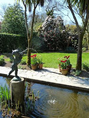 Heligan's Italian Sunken Garden