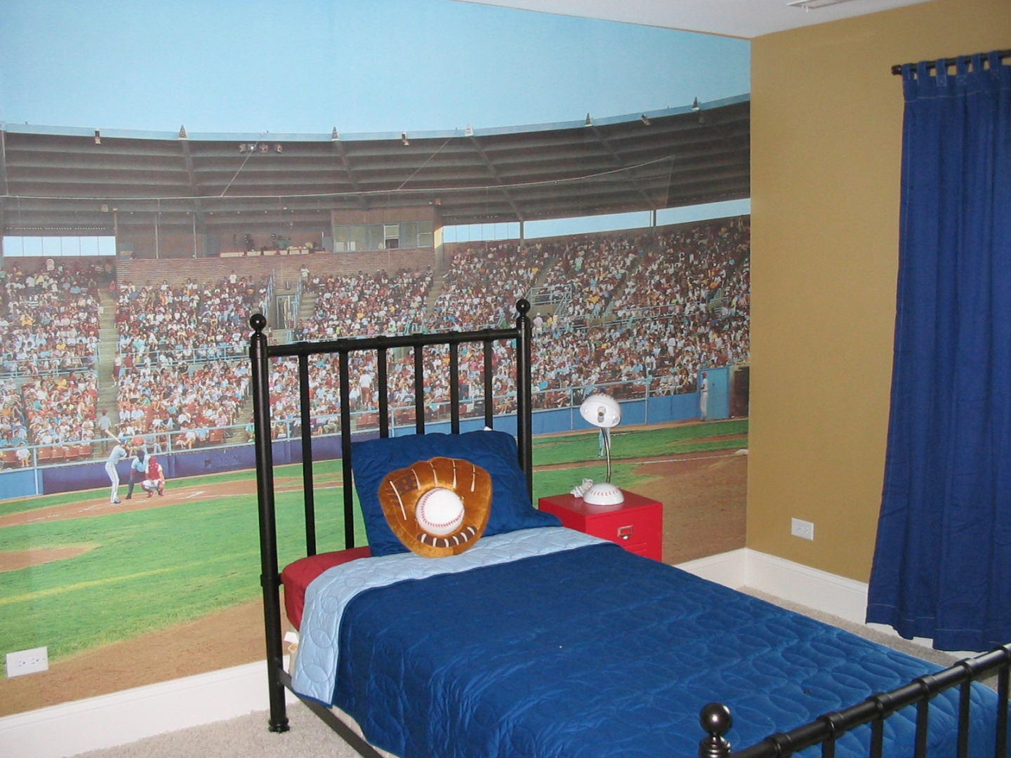 boys sports bedroom decorating ideas - Boys Bedroom Decorating Ideas Sports