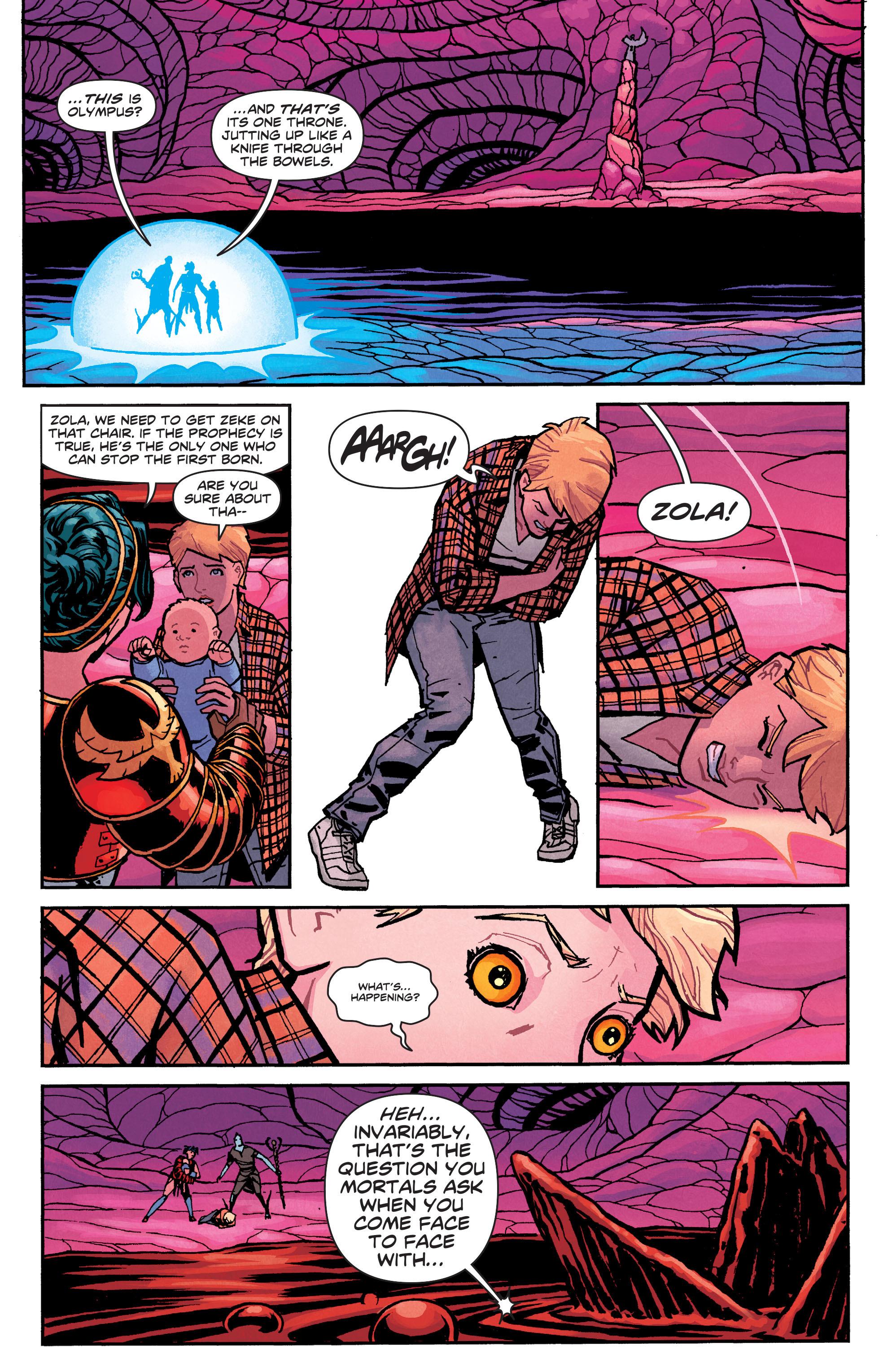 Read online Wonder Woman (2011) comic -  Issue #34 - 20