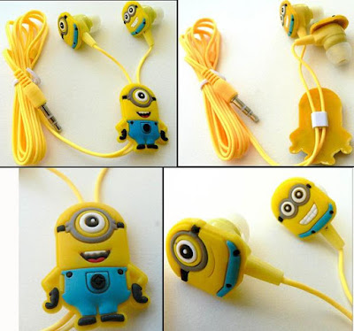 Minions In-ear Headphones