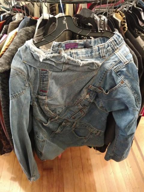 jaqueta ou calças?