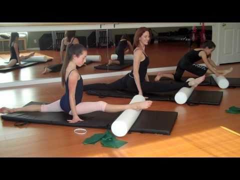 evolution of a dancer exercises for splits and flexibility