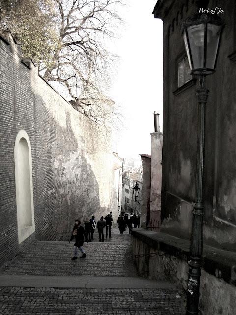 Pewne dwa dni w Pradze.