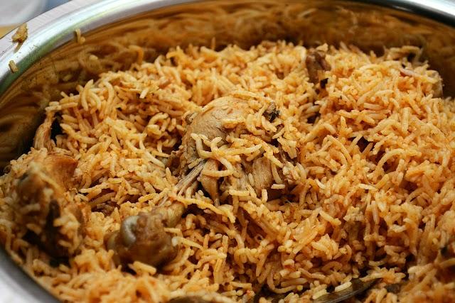 ஹைதராபாத் சிக்கன் தம் பிரியாணி - Hyderabad Chicken Dham Biriyani