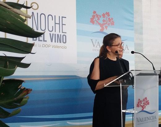 Cebrián respalda al sector vitivinícola valenciano y destaca los datos sobresalientes del sector
