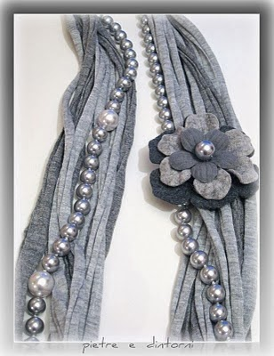Dressing My Truth........ Ideas for Type 2: Neck Accessories