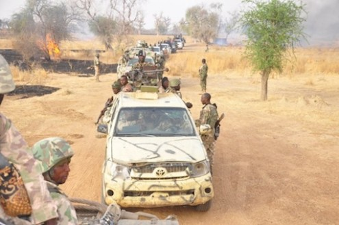 nigerian troops attack boko haram