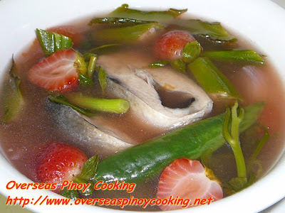 Strawberry Sinigang