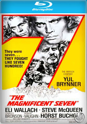 The Magnificent Seven [1960] [BD25] [Latino]