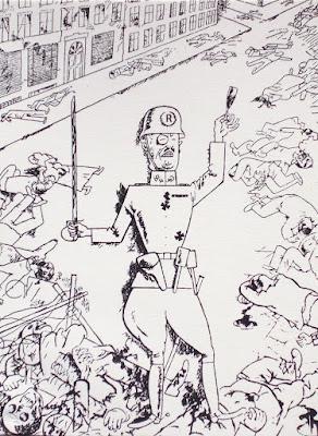 Disegni di artisti celebri - rara edizione a tiratura limitata
