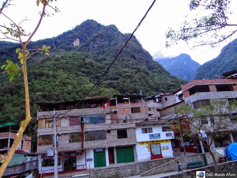 Águas Calientes - Machu Picchu - Peru