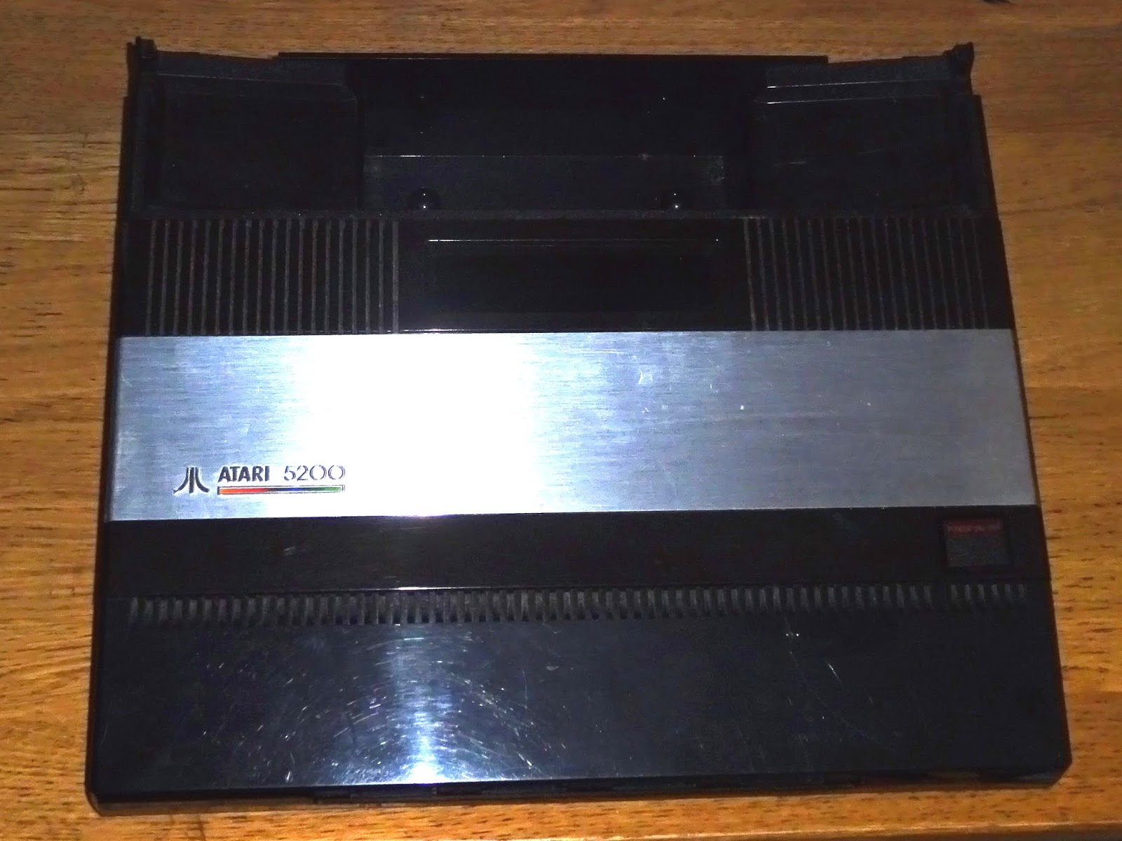 Tynemouth Software: Atari 5200 DC in and Composite Video Out