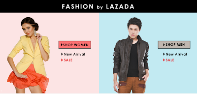 Lazada Fashion Category