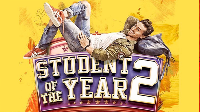 Student of the Year 2 First Look and Posters