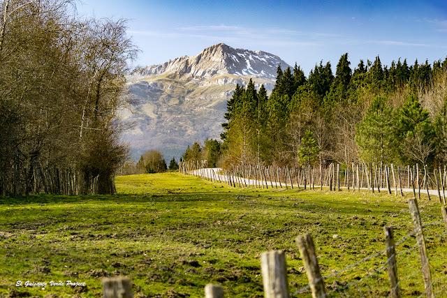 Parque Natural del Gorbea - Sendero de Saldropo por El Guisante Verde Project